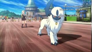 Pokemon XY Opening Theme - Movie Version
