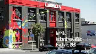 History of Les Mills | Documentary 2013
