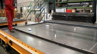 Keegan Precast - Twin Wall & Floor Products