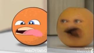 Download Annoying orange: Hey Apple, Comedy vs Animation. 3Gp Mp4
