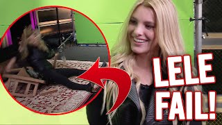 LELE PONS WORST STUNT FAIL!!   Top Five Live