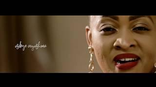 Ndanyuzwe by Aline Gahongayire  (Official Lyrics Video 2019)/MTN CALLER TUNE CODE 152349