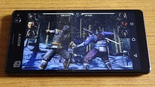 Sony Xperia C4 Gaming Performance