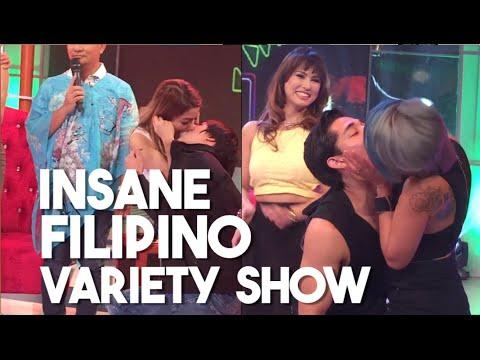 Insane Filipino Variety Show Philippines