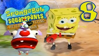 BACK FOR THE TICKET TO CHUM WORLD | SpongeBob SquarePants: RotFD | Ep. 8
