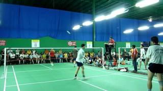 Kepong Challenger Badminton Men's Double Final 2010 (2/3)