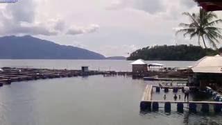 Lokasi Wisata Lumbok Seminung Lampung Barat