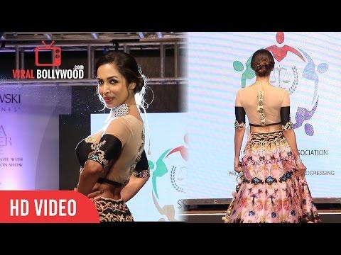 Xxx Mp4 Glamorous Malaika Arora Khan Walks The Ramp As Show Stopper 3gp Sex