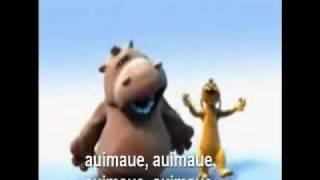 The Lion Sleeps Tonight - The Lion King - com a letra desta canção Ingles & Português - Mpeg 4