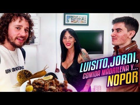 CON LUISITO COMUNICA EN UN DÍA N0P0R | Jordi ENP