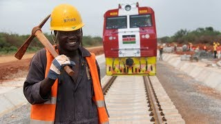New Chinese Rail Line Buries Kenya in Debt | China Uncensored