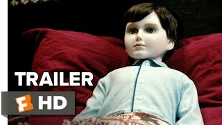 The Boy Official Trailer #1 (2016) - Lauren Cohan Horror Movie HD