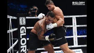 GLORY 59: Rico Verhoeven Vs. Guto Inocente (Heavyweight Title Bout) - Full Fight