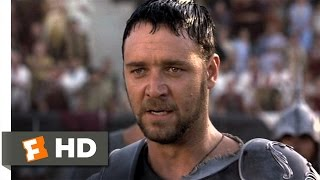 Gladiator (5/8) Movie CLIP - My Name is Maximus (2000) HD