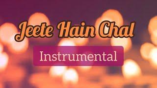 Neerja - Jeete hain chal instrumental song
