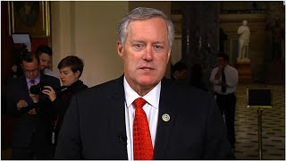 Mark Meadows says Trump is still 'very firm' on wall as shutdown drags on - babanews