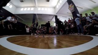 Groupe / qualification red bull bc one Algeria Cypher Constontine 2017