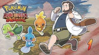 Pokémon RO StarterLocke Ep.1 - ¡BIENVENIDOS AL JUEGO IMPOSIBLE!