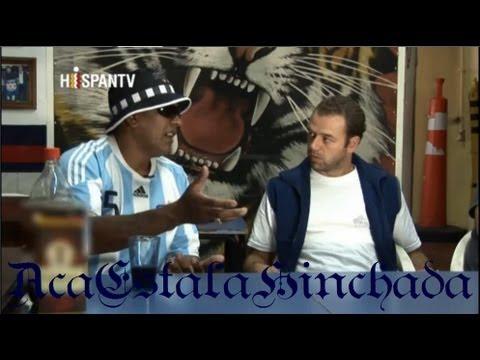 Documental de Barra Bravas Argentinas 2012 PARTE 1 acaestalahinchada.blogspot