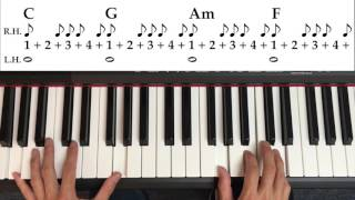 Learn How to Play 2 Fundamental Rhythm Patterns on the Piano!