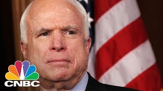Senator John McCain: I Cannot In Good Conscience Vote For The Graham-Cassidy Health Care Bill | CNBC