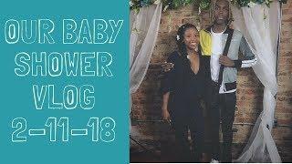 Teen Mom Baby Shower | VLOG