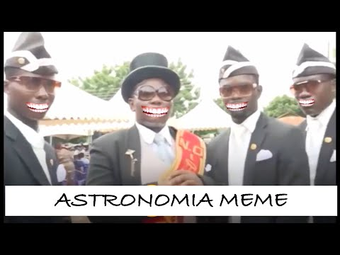 COFFIN DANCE MEME Funeral Dance Meme Astronomia Meme Joget Peti