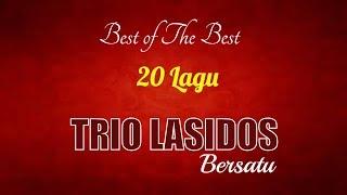 Trio Lasidos [ Full Album ] | Official   Lagu Lawas Batak Terpopuler