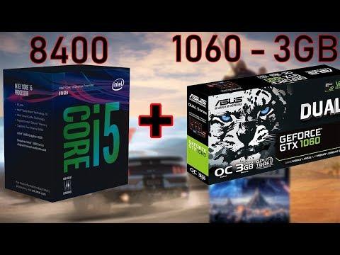 Xxx Mp4 I5 8400 GTX 1060 3GB TEST IN 5 GAMES 3gp Sex