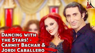 Dancing with the Stars: Carmit Bachar and Jordi Caballero in