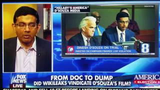 Wikileaks proved Dinesh D'Souza 'Hillary's America' documentary to be TRUE!