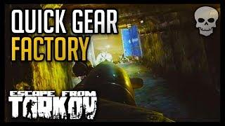 Hardcore Tarkov - Quick Gear on Factory + AKM PSO - 2.3