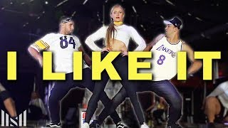 I LIKE IT - Cardi B ft J Balvin Dance | Matt Steffanina ft Tati & Dragon House