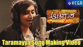Aatagara Movie || Taramayya Song Making Video  || Latest Kannada Movie 2015