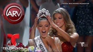 Miss Sudáfrica fue coronada como la nueva Miss Universo | Al Rojo Vivo | Telemundo