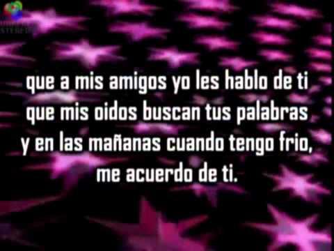 Y Que Me Pasa MICKEY TAVERAS con letra salsa romantica
