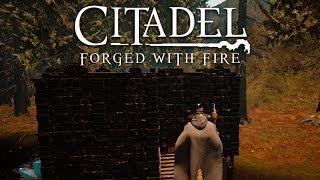 DIBUATIN RUMAH SAMA ORANG? , TERBANG PAKE SAPUUU! - Citadel Forged With Fire [INDONESIA] #2