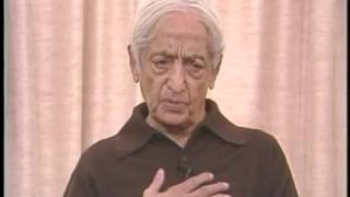 How do you know what you are saying is true? | J. Krishnamurti