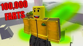 ROBLOX FARTING SIMULATOR  *DON