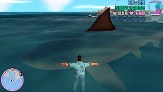 GTA Vice City Easter Eggs and Secrets 3 Facts, Ghosts, Shark, Myths
