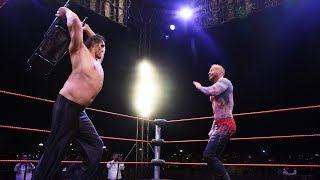 CWE I Shanky Singh vs Crimson & The Great Khali vs Crimson  Encounter 18 - Main Event