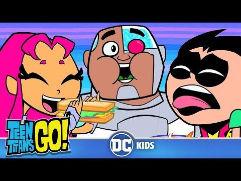Xxx Mp4 Teen Titans Go Eating Healthy DC Kids 3gp Sex
