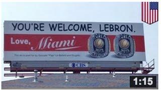 NBA & ESPN: Dan Le Batard est suspendu pour s'être fichu de LeBron en public