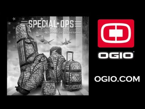 Ogio Golf Shoes/Special Ops Collection