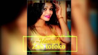 Marina DS -zah tofoko (mp3 official gasy 2018)