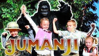 Jumanji Welcome to the Jungle | Movie Parody | Kids Fun TV | Jumanji 2