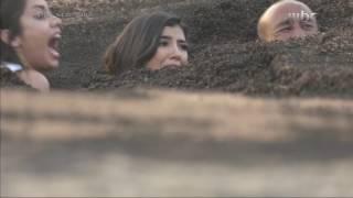 """دموع ورعب حقيقي بعد مشاهدة """"مي عمر """" سحلية رامز"""