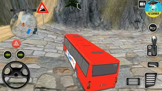 Bus Simulator 2019 - Real Bus Transporter 3D Android GamePlay [FHD]