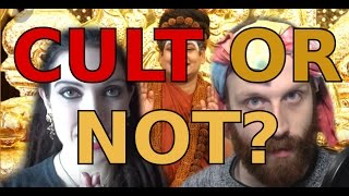 Man-god worshipper explains how she is not in a cult