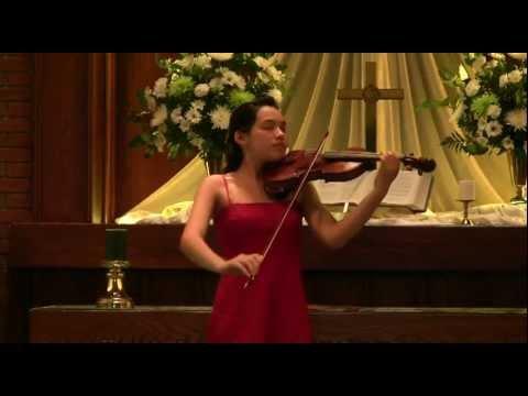 Haydn Violin Concerto in G major 1st Movement